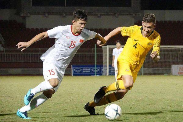 U18 Việt Nam không thể gây bất ngờ trước U18 Australia
