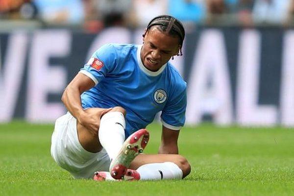 Leroy Sane không thể khoác áo Bayern Munich vì chấn thương
