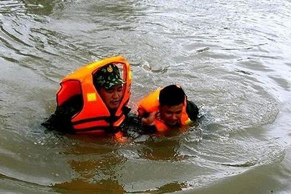 Khẩn trương khắc phục thiệt hại do mưa lớn gây ra tại khu vực biên giới