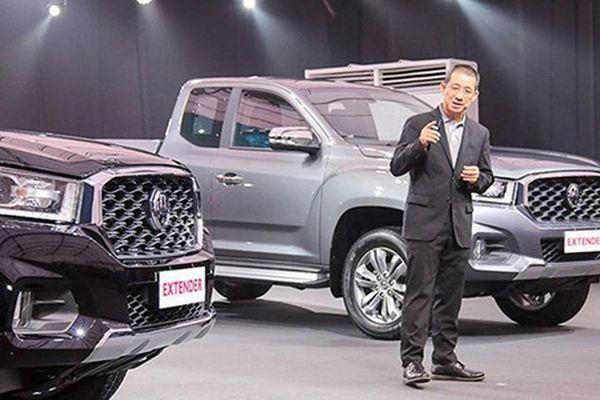 Xe bán tải Trung Quốc từ 414 triệu đồng sắp về Việt Nam