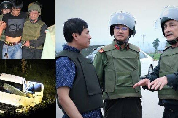 Cuộc đối đầu sinh tử: Ly kỳ đấu trí buộc 'trùm' ma túy buông súng, bỏ lựu đạn