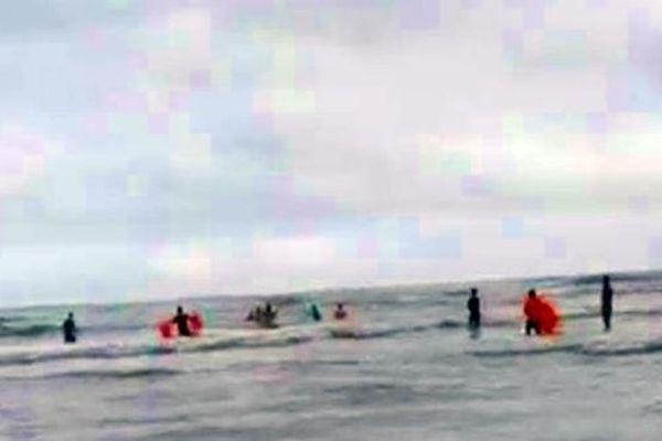 Danh tính cứu hộ và 3 khách tử vong khi tắm biển tại resort Đất Lành