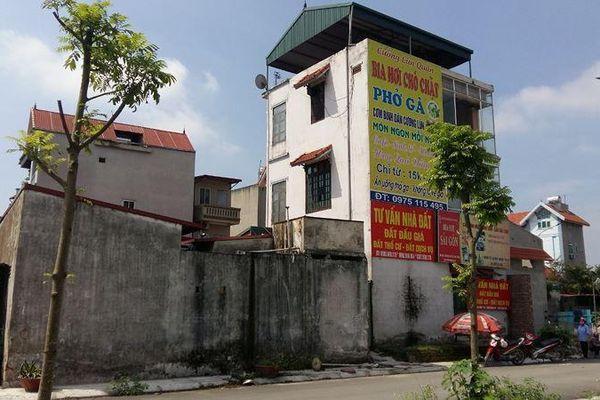 Khó hiểu cách trả lời của quận Nam Từ Liêm trước nghi vấn phường Phương Canh phù phép đất phần trăm thành đất thổ cư