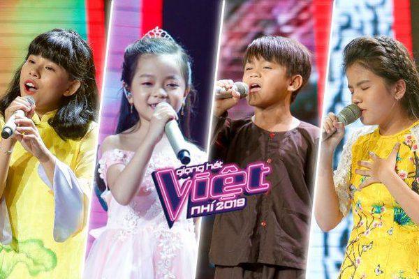 Ngay dịp lễ Vu Lan, The Voice Kids 2019 dành trọn tập 4 hát về tình cảm gia đình: Ấm áp và đầy sức lay động!