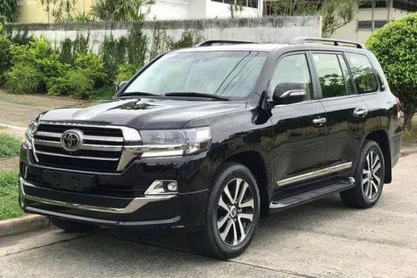 10 xe có doanh số thấp nhất trong tháng 7/2019