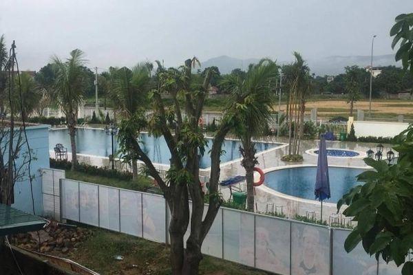 Đình chỉ hoạt động bể bơi không phép ở Phú Thọ sau vụ bé 7 tuổi tử vong
