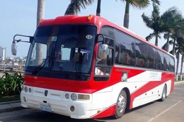 Tài xế trình báo mất xe 45 chỗ khi đỗ trong bãi xe ở Đà Nẵng