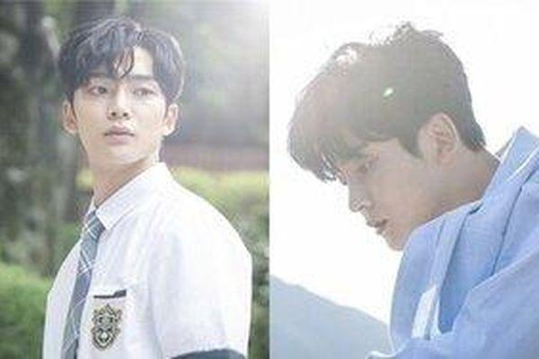 MBC phát hành hình ảnh của mỹ nam đầu tiên trong bộ phim 'July Found By Chance'