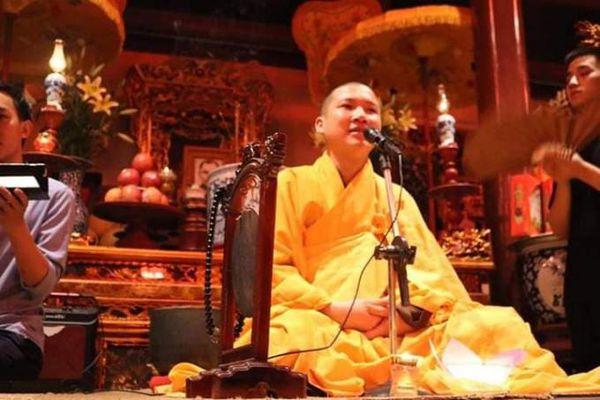 Tiếp thông tin sư thầy chùa Thanh Âm bị tố dâm ô: Thích Đạo Huấn từng đánh tráo lư hương cổ thời Đường
