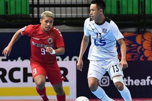 Thái Sơn Nam lọt top 4 câu lạc bộ futsal mạnh nhất châu Á