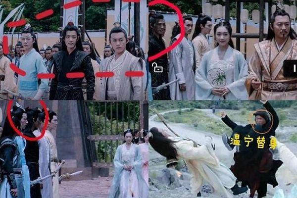 Lỗi ngớ ngẩn gây cười trong phim cổ trang Trung Quốc