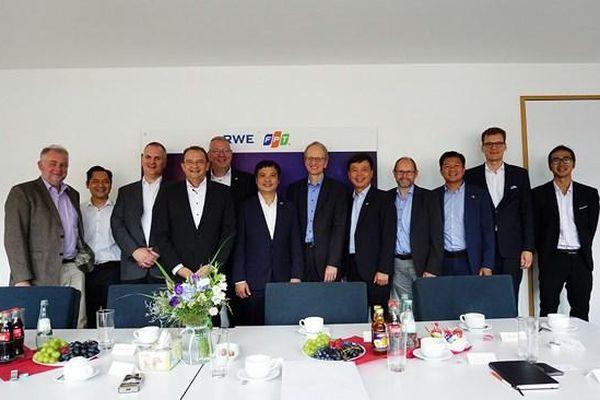 FPT cung cấp giải pháp công nghệ mới cho tập đoàn năng lượng hàng đầu tại Đức