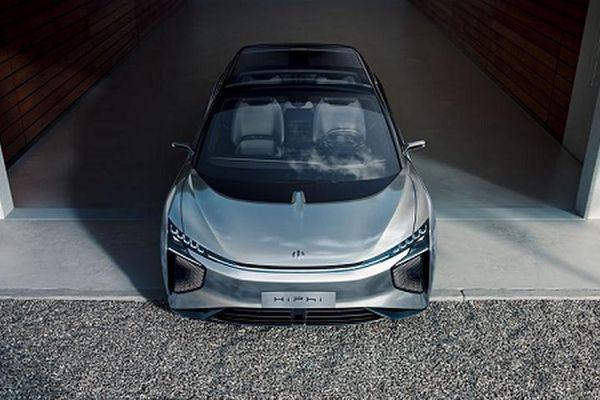 Xe SUV điện quái dị của Trung Quốc đòi đấu Tesla