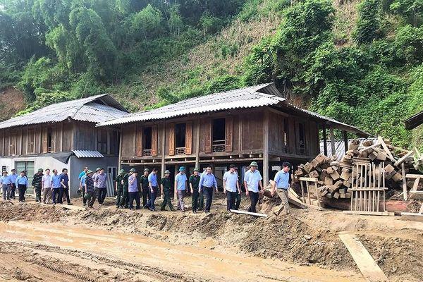 Hoàn lưu bão Wipha làm tỉnh Thanh Hóa thiệt hại gần 1.000 tỷ đồng