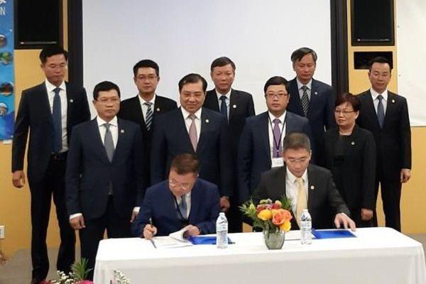 Chủ tịch Đà Nẵng sang Thung lũng Silicon mời gọi đầu tư