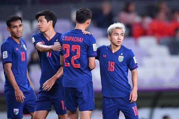 ĐT Thái Lan công bố danh sách sơ bộ chuẩn bị cho trận đấu với ĐT Việt Nam