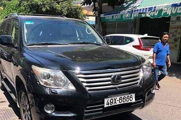 Lái Lexus biển tứ quý tông chết 4 người lãnh án tù