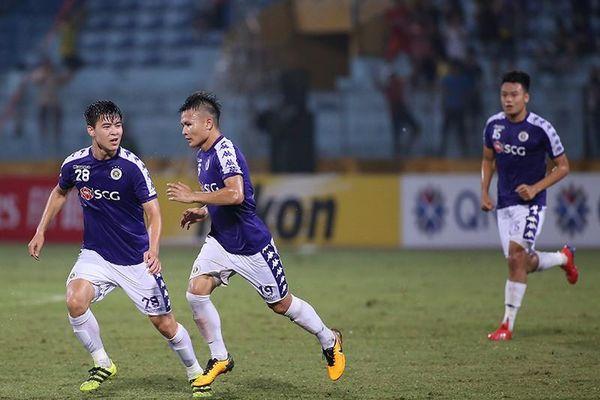 HLV Turkmenistan dè chừng Quang Hải ở bán kết lượt về AFC Cup
