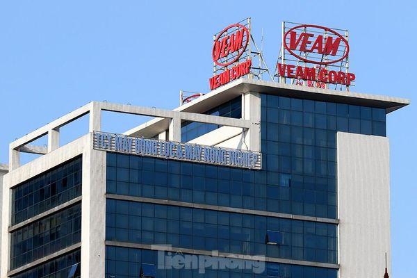 Cận cảnh những khu đất vàng nghìn tỷ đồng của Tổng Công ty VEAM