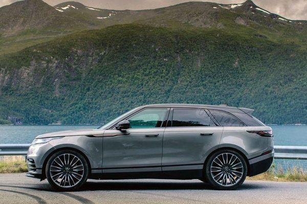 Land Rover Range Rover Velar 2019: Mẫu SUV gia đình hoàn hảo