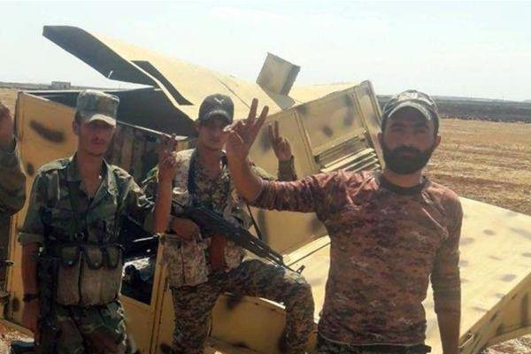 Quân chính phủ Syria 'bao vây nghẹt thở' phe nổi dậy ở Hama