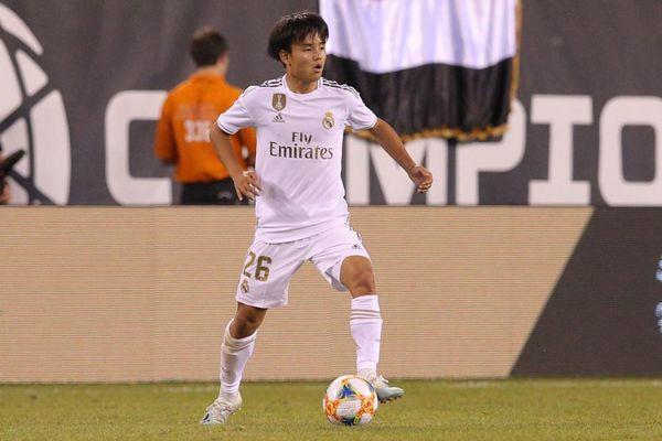 'Messi Nhật' bị hắt hủi, tháo chạy khỏi Real Madrid