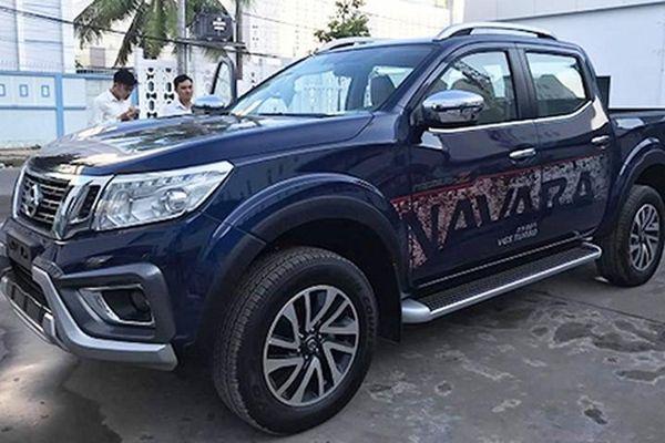 Nissan Navara EL 2019 mới từ 679 triệu tại Việt Nam