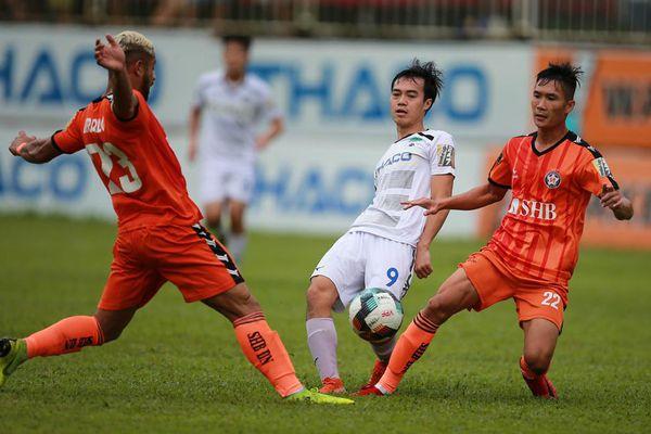 Vòng 22 V-League 2019: Thanh Hóa lâm nguy, HAGL vùng dậy mạnh mẽ