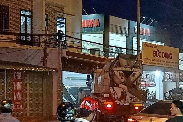 Vụ xe bồn đâm liên hoàn: Tài xế chưa trình diện, hai nạn nhân đã tử vong