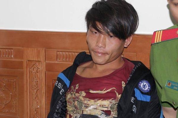 Chân dung đối tượng dùng kiếm và dao cướp ngân hàng ở Lào Cai