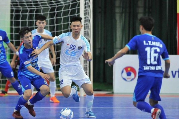Vòng 10 Giải Futsal HDBank VĐQG 2019: Thái Sơn Nam tạm chiếm ngôi đầu