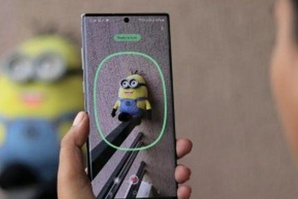 Đã có ứng dụng 3D Scanner dành cho Galaxy Note 10+