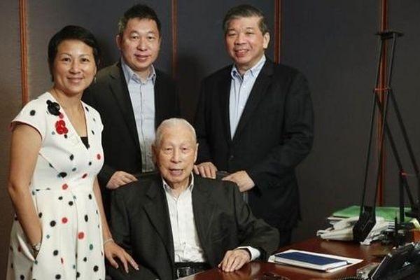 Đã 101 tuổi, vị tỷ phú này vẫn tham gia điều hành doanh nghiệp
