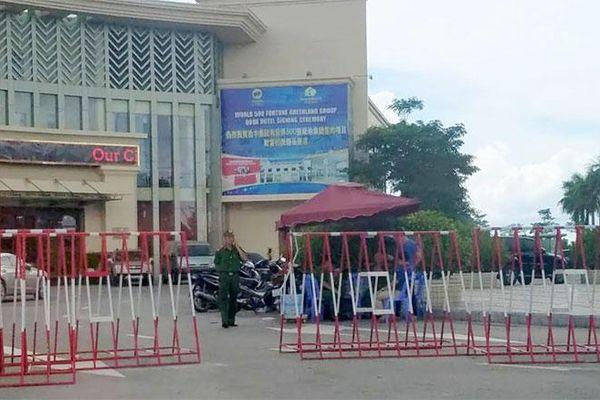 Bộ Công an thông tin vụ gần 400 người Trung Quốc đánh bạc