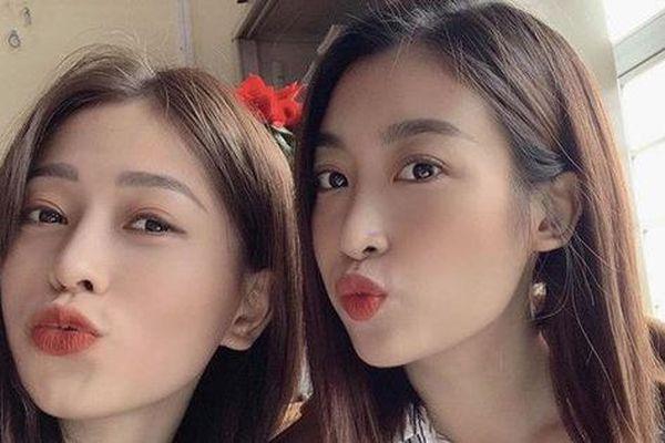 Á hậu Phương Nga 'bằng mặt nhưng không bằng lòng' với Hoa hậu Đỗ Mỹ Linh sau tin đồn ở cùng phòng với bạn trai?