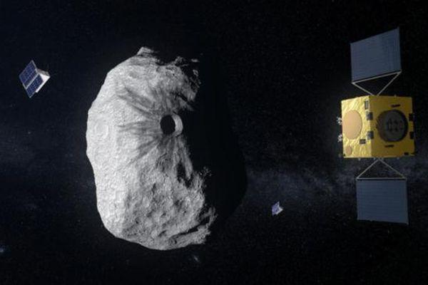 NASA lên kế hoạch tấn công tiểu hành tinh đe dọa Trái đất