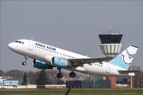 Hãng hàng không lớn thứ hai của Pháp đệ đơn xin phá sản