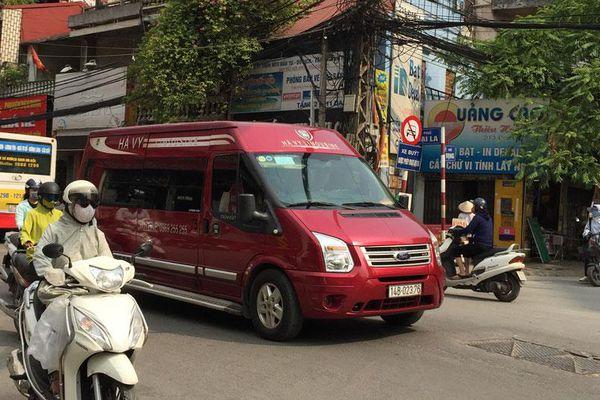 Đề nghị kiểm tra, xử lý 224 xe khách 'dù' chạy tuyến Quảng Ninh - Hà Nội
