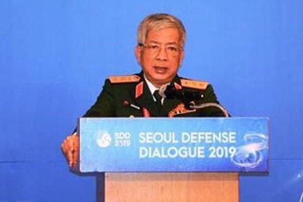 An ninh biển là nội dung chính tại Diễn đàn Đối thoại Quốc phòng Seoul