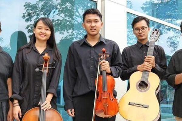 Ban nhạc đương đại Indonesia biểu diễn một đêm duy nhất tại Hà Nội