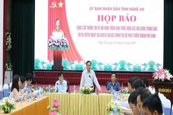 Chủ tịch tỉnh Nghệ An sẽ tiếp tục họp về việc thiếu nước sạch