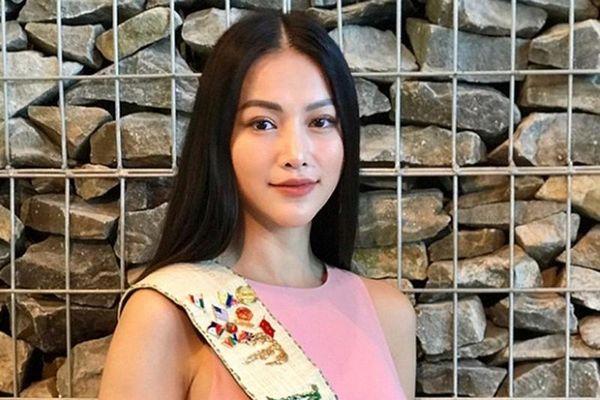 Hoa hậu Phương Khánh được in tem bưu điện tại Malaysia
