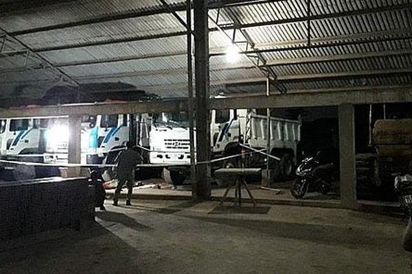 Điều tra nghi án tài xế bị cabin xe ben đè chết