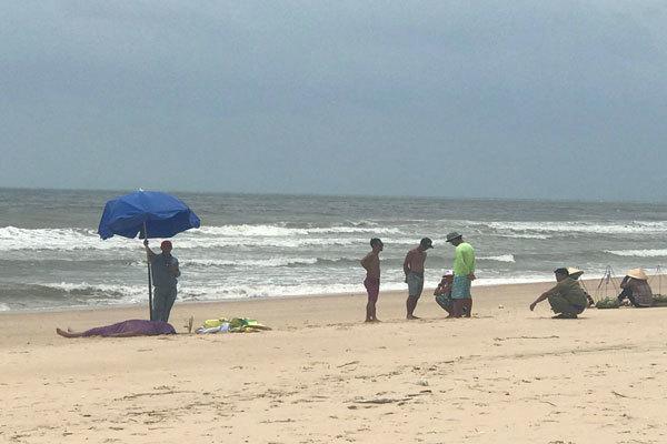 Du khách Nga thiệt mạng khi tắm biển ở Bình Thuận