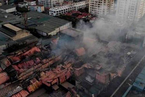 Ẩn họa từ những 'quả bom' trong thành phố
