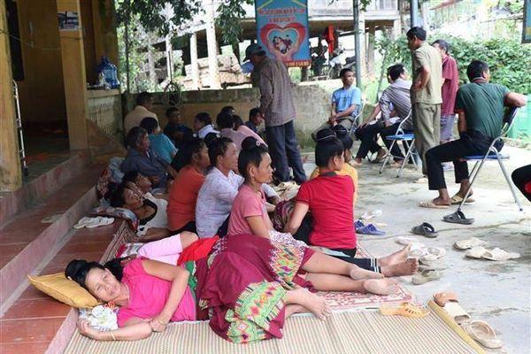Điện Biên: Hơn 100 người phải cấp cứu sau khi ăn cỗ mừng nhà mới
