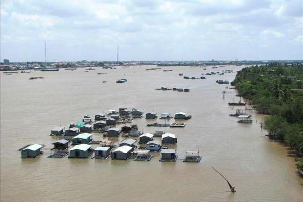 Lũ trên sông Cửu Long tiếp tục có xu thế tăng