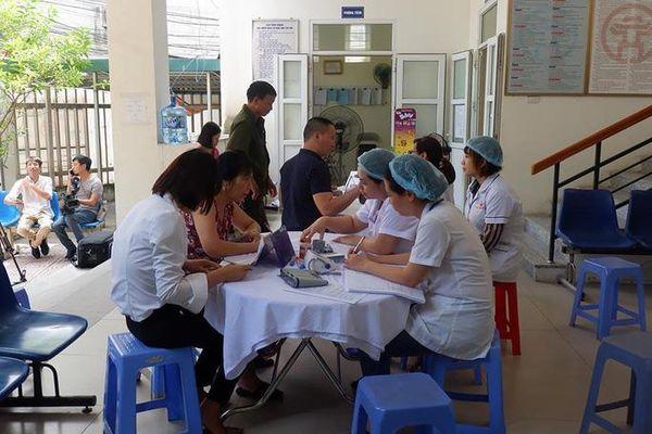 Vụ cháy công ty Rạng Đông: 52 người chuyển tới các bệnh viện để điều trị