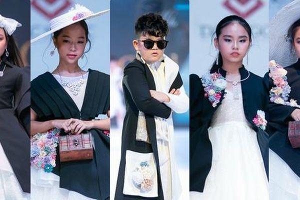 BST Helios - thương hiệu Đắc Ngọc Designer House xứng đáng vị trí top 1 tại sàn diễn Bangkok Kids International Fashion Show 2019?