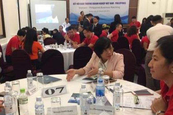 DN Philippines, Việt Nam muốn tăng cường giao thương máy móc, thiết bị điện